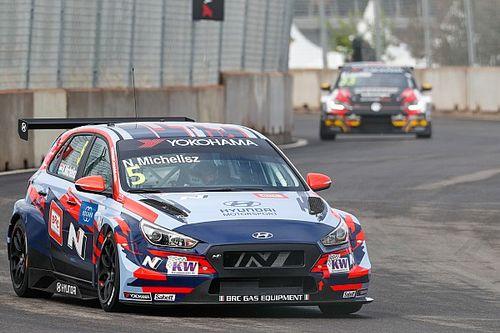 Tarquini nyerte a második futamot Marrakeshben, Michelisz 12.
