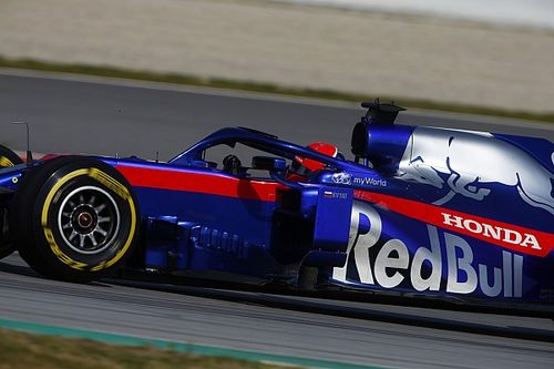 «Сложнее, чем в прошлом году»: в Toro Rosso оценили работу с моторами Honda