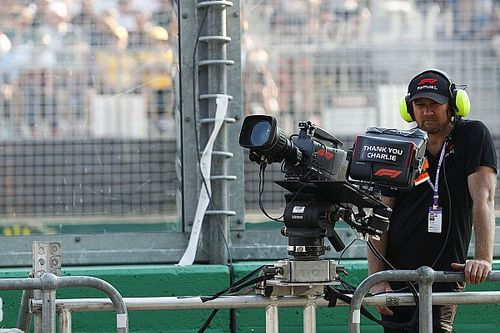 "F1's TV directors ""not doing a great job,"" says Perez"