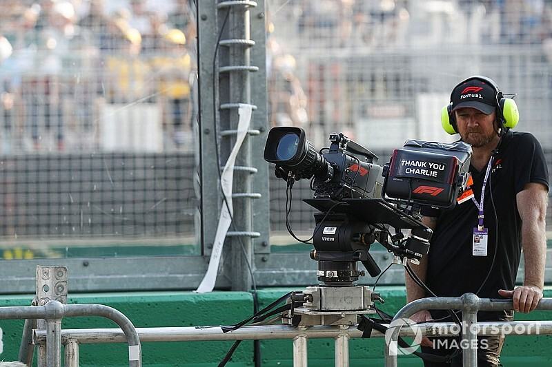 F1 reveals German GP broadcast was nearly thwarted by fire
