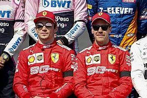 """R. Schumacher: Leclerc """"savait dans quoi il s'embarquait"""" chez Ferrari"""