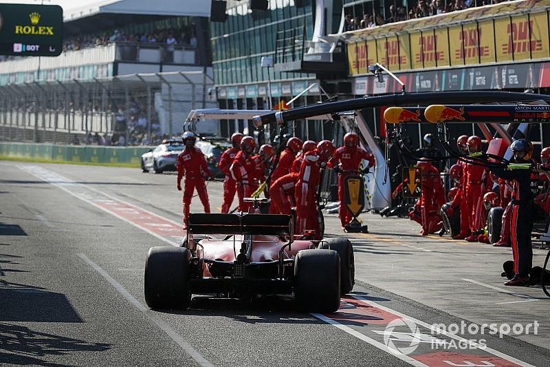 Wolff: Ferrari popełniło błąd