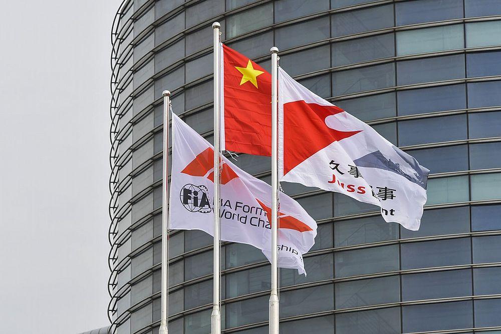 La Fórmula 1 se asocia con VRM para expandirse en China