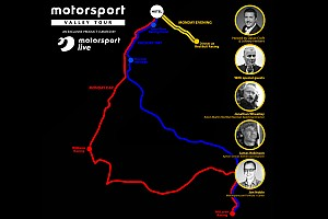 Motorsport Live lance l'exceptionnel Motorsport Valley Tour