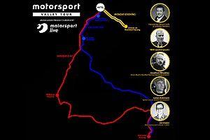 Motorsport Live lancia il Motorsport Valley Tour