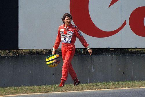 Senna és Prost legendás ütközése: Ayrton bajnok is lett