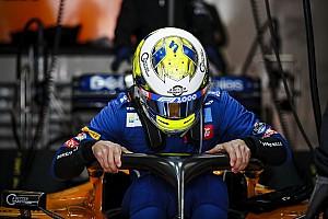 Norris vê administração de pneus como ponto chave de adaptação à F1
