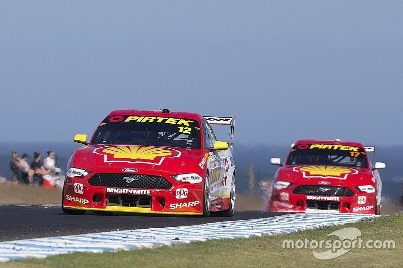 McLaughlin not ruling out all-Penske Supercars title fight