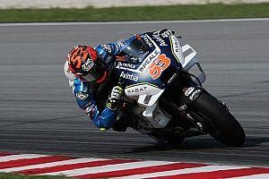Rabat, toujours blessé à la jambe mais à 100% sur la moto