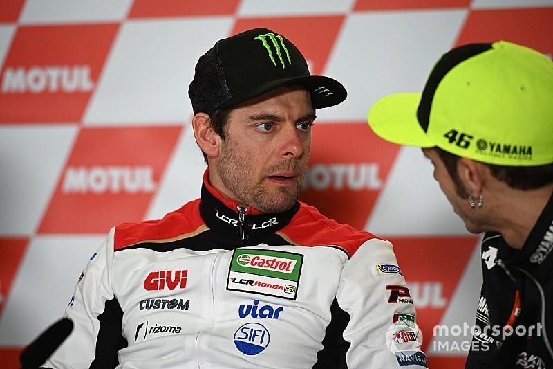 Кратчлоу обвинил судей MotoGP в поблажках Росси и другим звездам