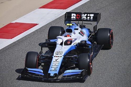 """Kubica sente que carro está """"completamente diferente"""" do de Russell"""