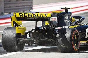 Renault заменила мотор на машине Хюлькенберга