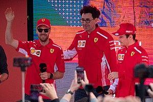 Мнение: да, Ferrari подыгрывает Феттелю и задвигает Леклера. Но у нее просто нет выбора