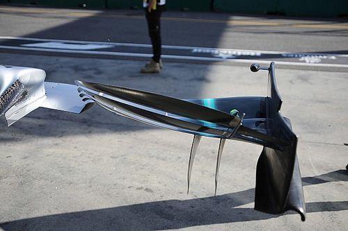Mercedes: già copiato il concetto aerodinamico Ferrari dell'ala anteriore!