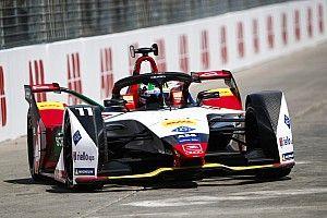 Santiago ePrix: İlk seansın lideri Di Grassi, Buemi kaza yaptı