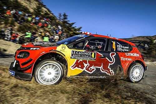 Citroen: Lappi si è ritirato per un problema al motore della C3 WRC Plus
