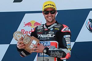 MotoGP ajarkan Luthi hadapi Moto2