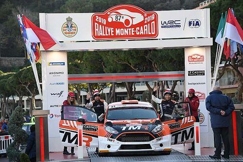 日本人WRCドライバーを目指し……勝田貴元、2019年の挑戦が始まる