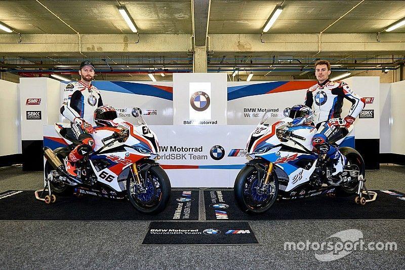 BMW presenta su equipo de Superbike 2019