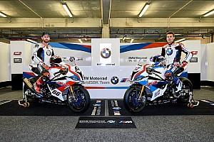 BMW works Superbike team unveils 2019 colours