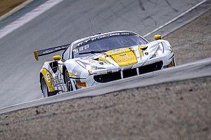 California 8 Hours: HubAuto Corsa Ferrari beats Mercedes, Porsche