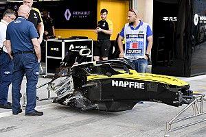 Las mejores fotos del jueves de la F1 en Bahrein