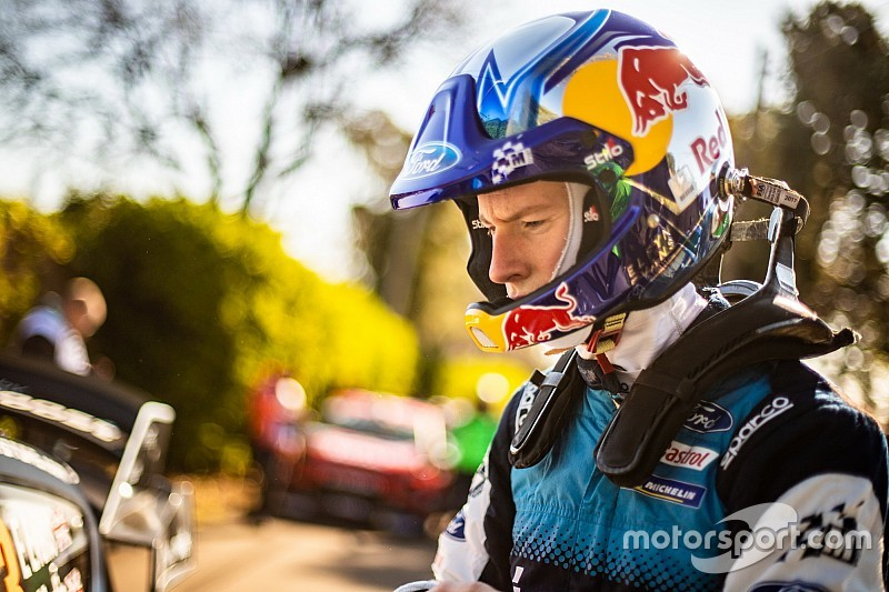 WRC stewards restore Evans' Corsica lead