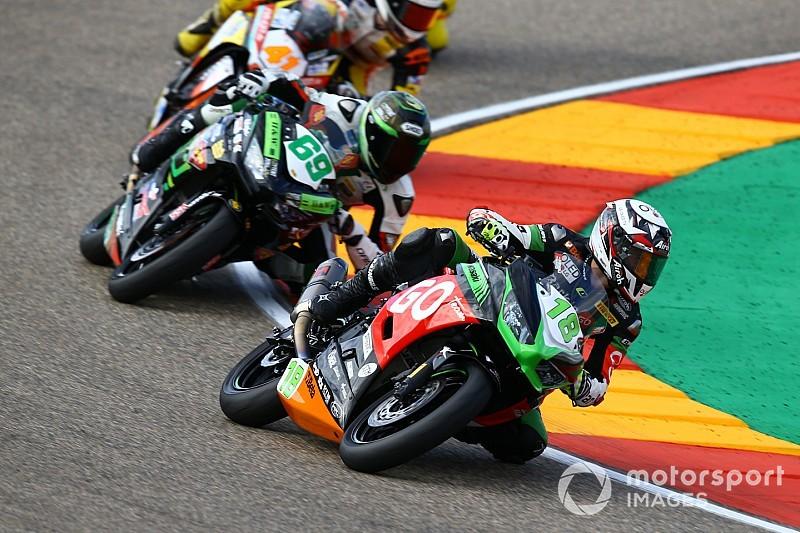 Supersport 300, Aragon: Gonzalez vince la prima gara della stagione