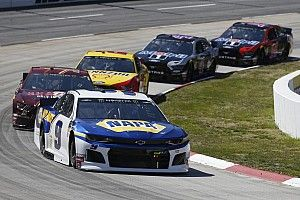 NASCAR Cup/Trucks Martinsville race weekend schedule