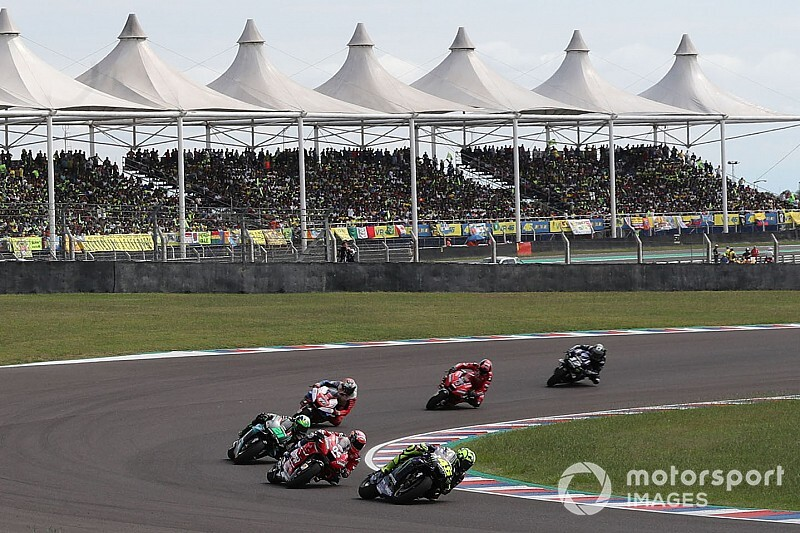 El GP de Argentina se aplaza hasta noviembre