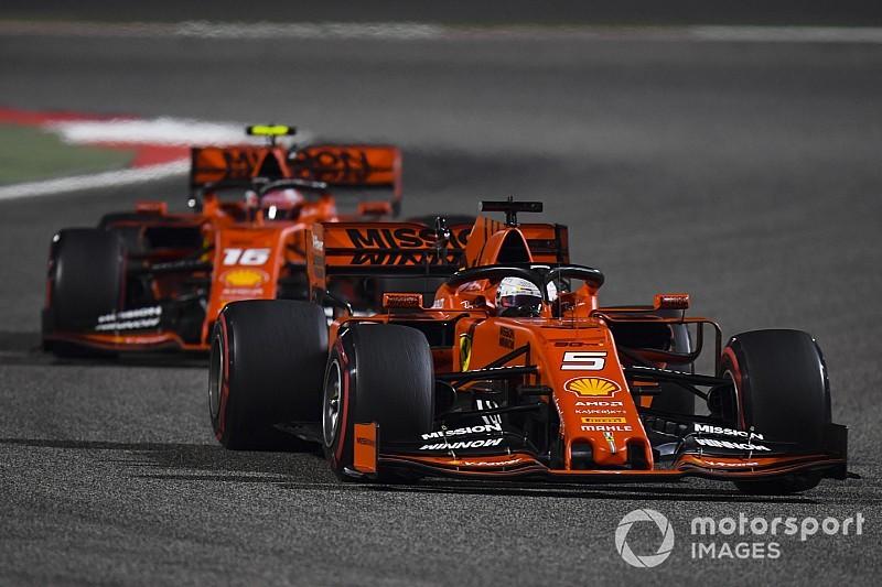 """Chefe da Ferrari: """"Decepcionados, não tristes"""" após GP do Bahrein"""