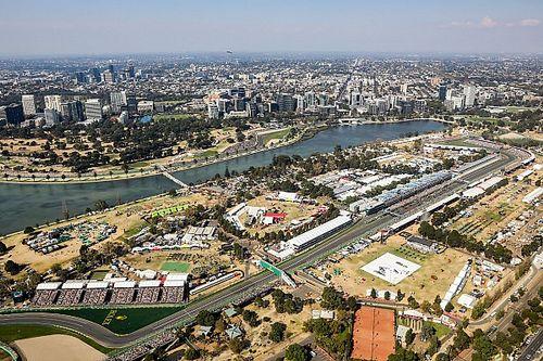 Melbourne extiende su vínculo con la F1 hasta 2025