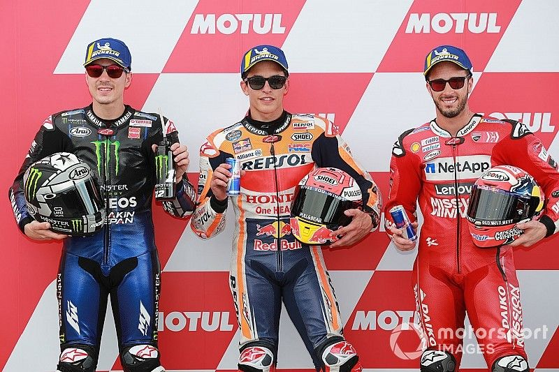 Argentina MotoGP: Marquez eclipses Vinales for pole