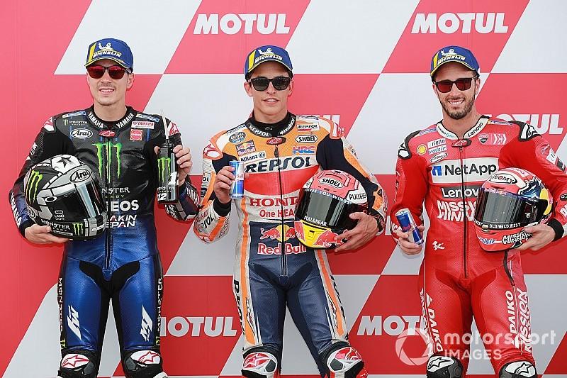 Стартова решітка MotoGP Гран Прі Аргентини