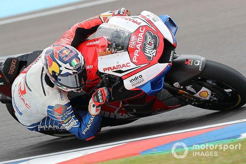 Miller: New Ducati MotoGP bike a 'gun for a gun fight'