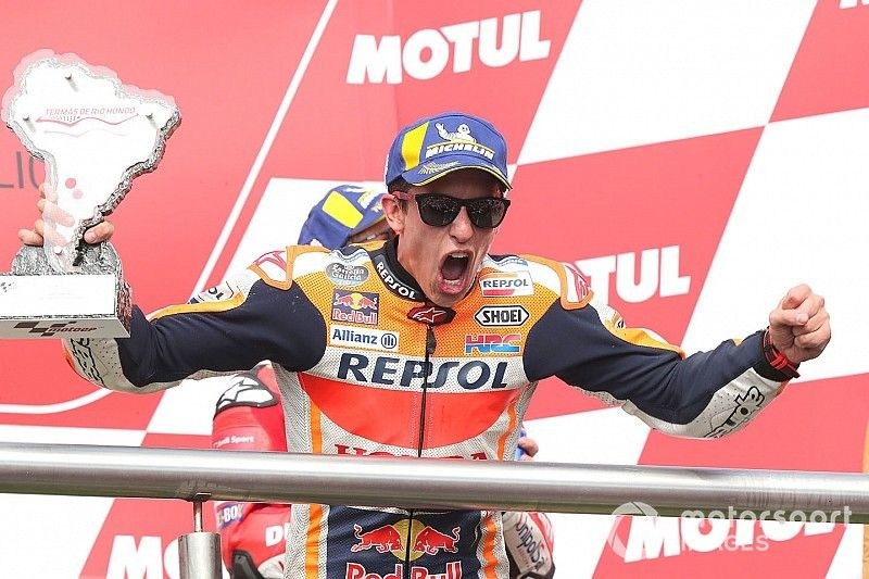 Argentina GP: Marquez romps to dominant victory