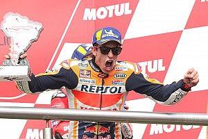 """Marquez erg te spreken over """"perfect uitgevoerd GP-weekend"""""""
