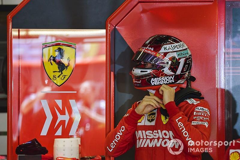 """Ferrari : """"Charles a le droit d'être déçu"""""""