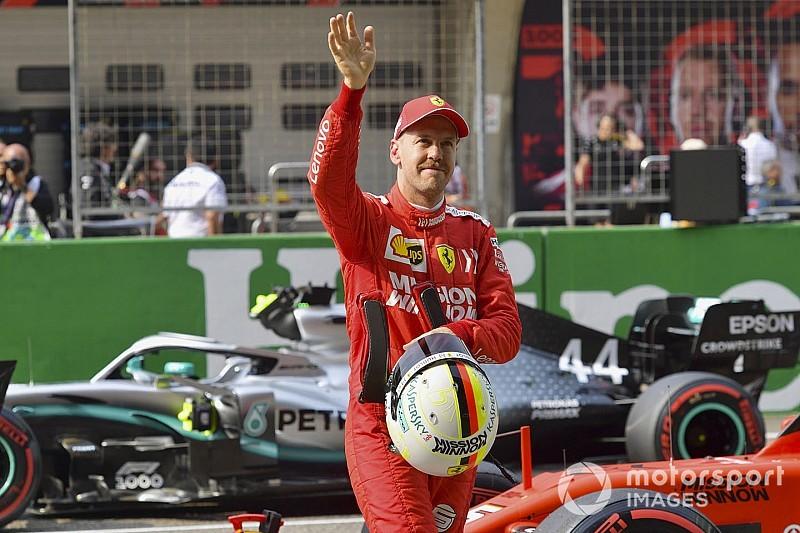 Vettel elmondta, ki az, akit különösen tisztel az F1 mezőnyéből