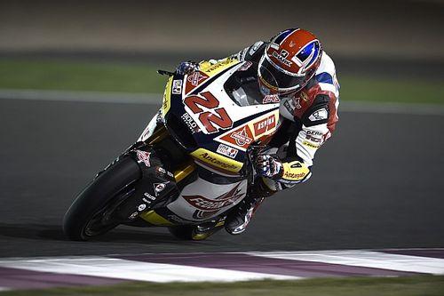 Tes Moto2 Qatar: Lowes terdepan, Dimas turun posisi