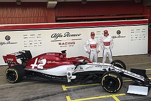 Alfa Romeo сохранила расцветку Sauber