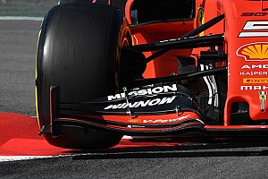 Vettel dominates first morning of 2019 F1 testing