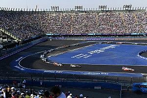 Mexico Formula E track to use more of F1 layout in 2020