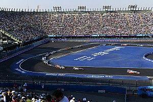 Le tracé de l'E-Prix de Mexico va s'inspirer davantage de la F1