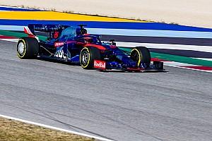 Képgaléria: a Toro Rosso-Honda első tesztje a 2019-es autóval