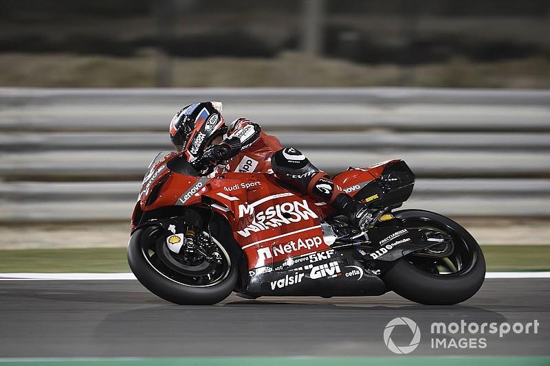 Test MotoGP Losail, Giorno 2: doppietta Ducati alle 18, ma Marquez risale la china