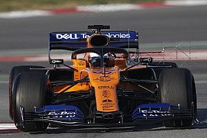 Tes F1 Barcelona II: Sainz tercepat pagi, Vettel kecelakaan