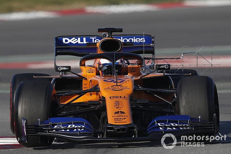 Sainz marca lo mejor de todo 2019 y Vettel sufre un despiste