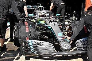 Technische analyse: Alle updates aan de Mercedes F1-bolide uitgelegd