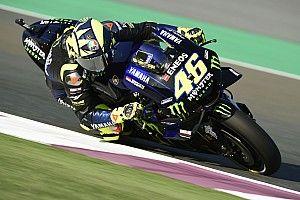 Rossi é mais rápido em primeira sessão do ano no Catar